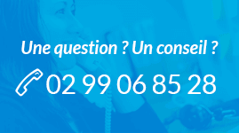 Une question ? Un conseil ? 02 99 06 85 28